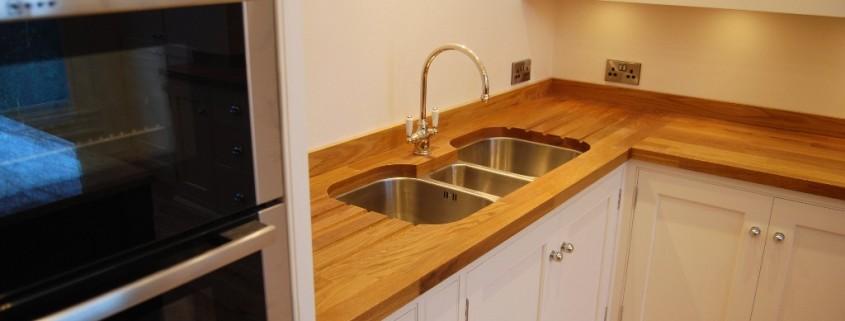 solid wood kitchen worktop maintenance